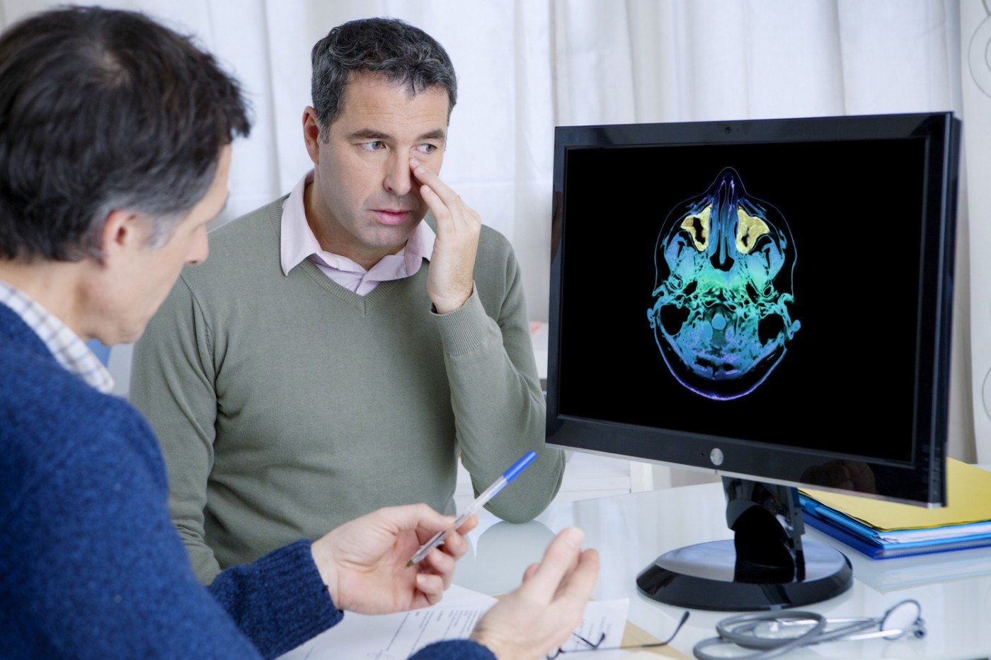 Diagnosticare corectă a sinuzitei maxilare