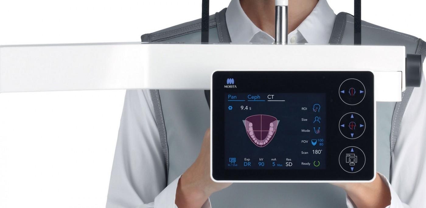 Tomografii dentare moderne- radiații minime
