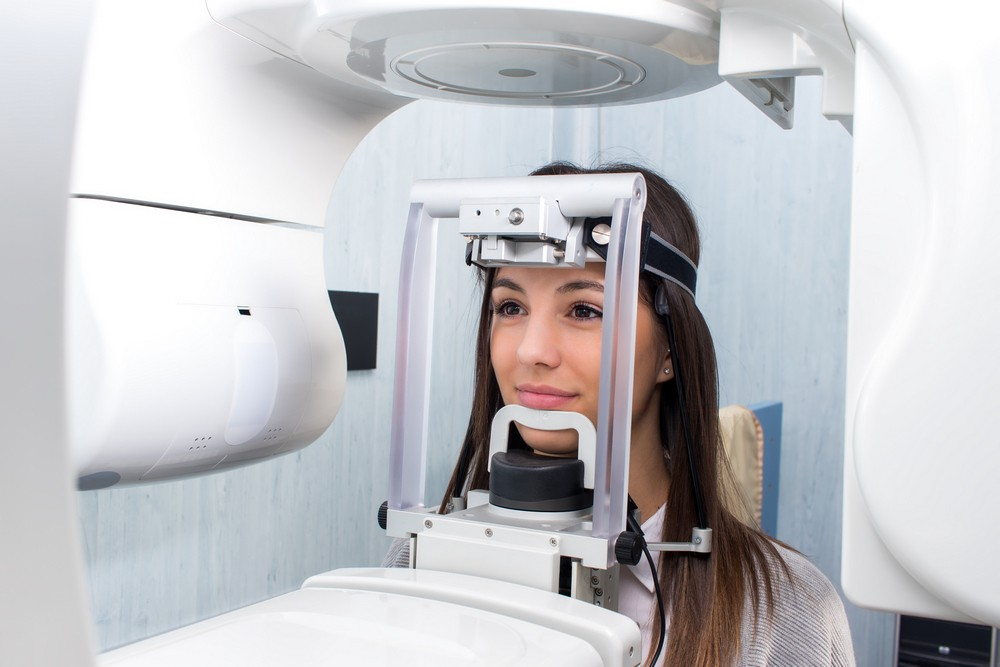 tomografie dentara aviatorilor, tomografie dentara sector 1, tomografie dentara dental view