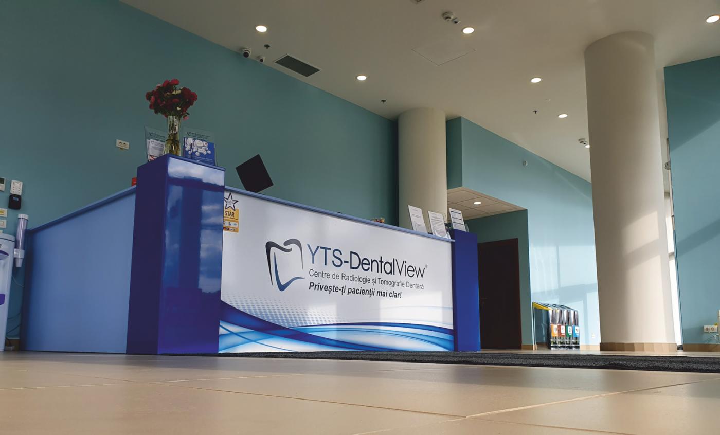 Centrele de Radiologie și tomografie digitală YTS-Dental View