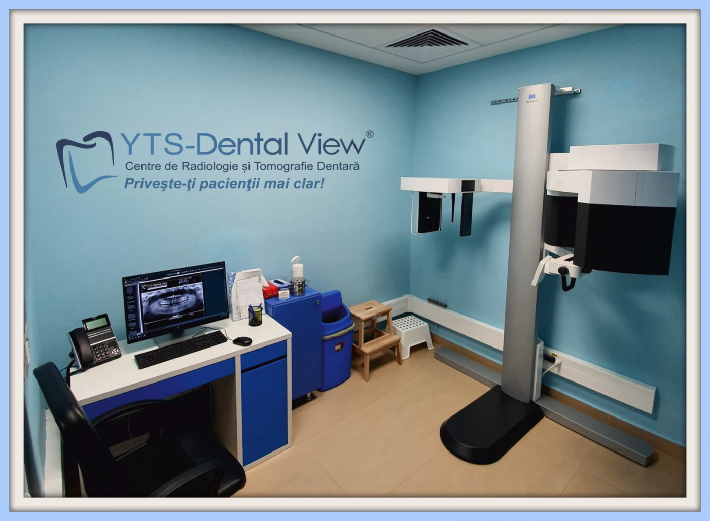 Radiologie dentară digitală în sectorul 5 - YTS-Dental View