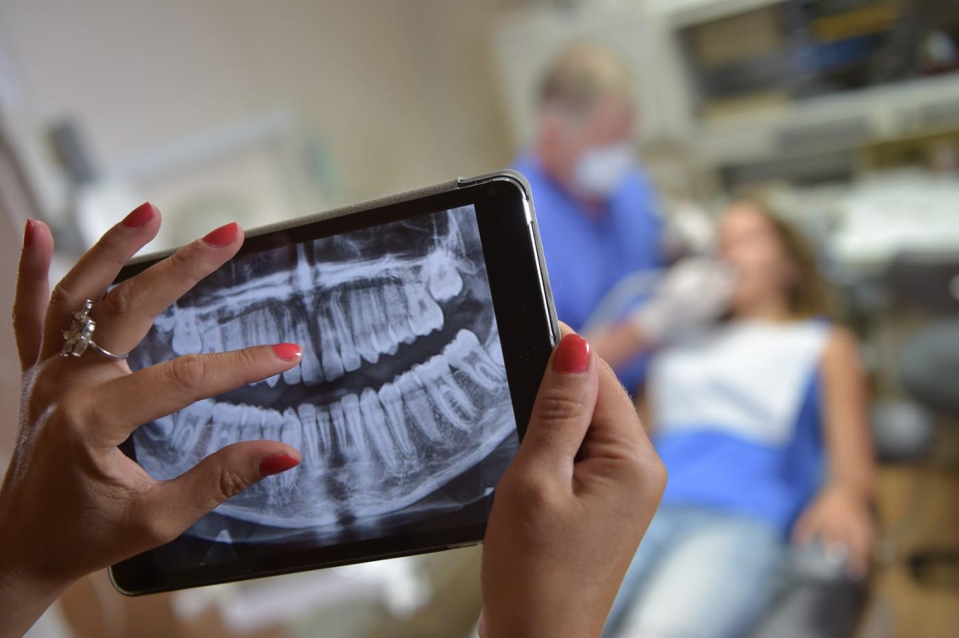 Radiologie dentară digitală sectorul 5